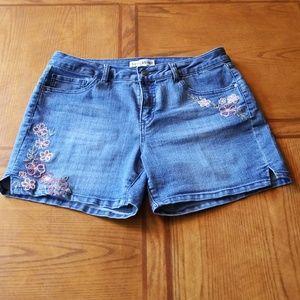Artisan Ny Shorts - Jean Shorts